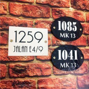 STR-280 & STO-200 Stone Sign