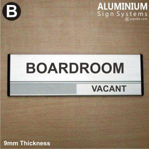 DOR-823 Board Room Door Sign