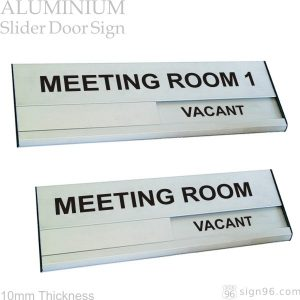 DOR-861 Meeting Room Slazt Sign