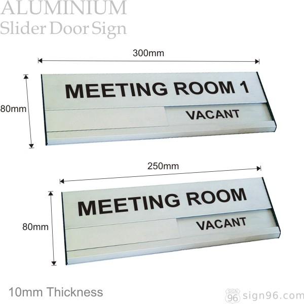 DOR-861 Meeting Room Slazt Sign