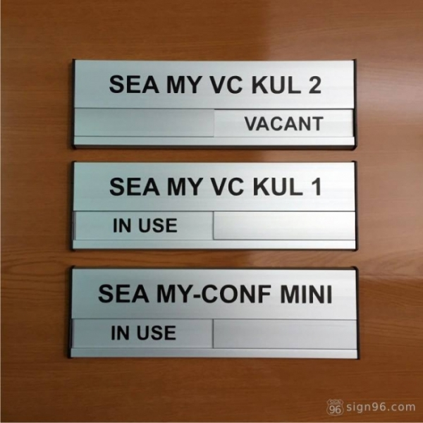 DOR-861 Office Room Slazt Sign