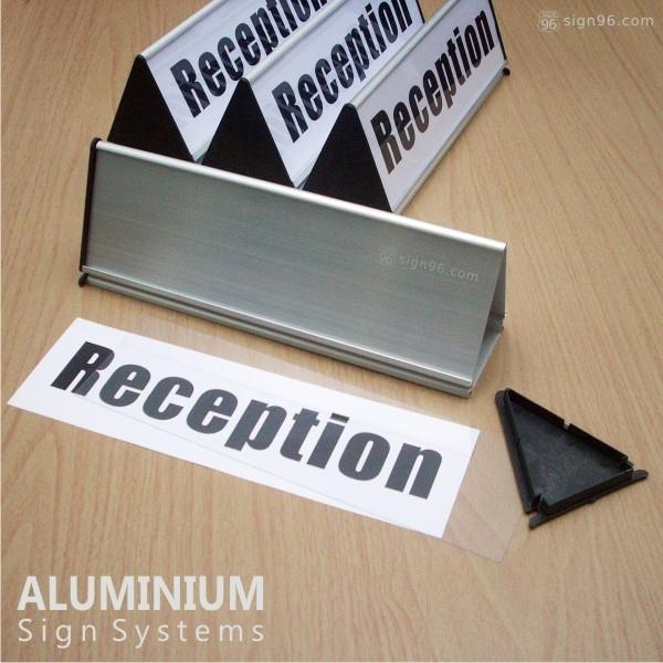 DTS-801 Triangular Reception Sign