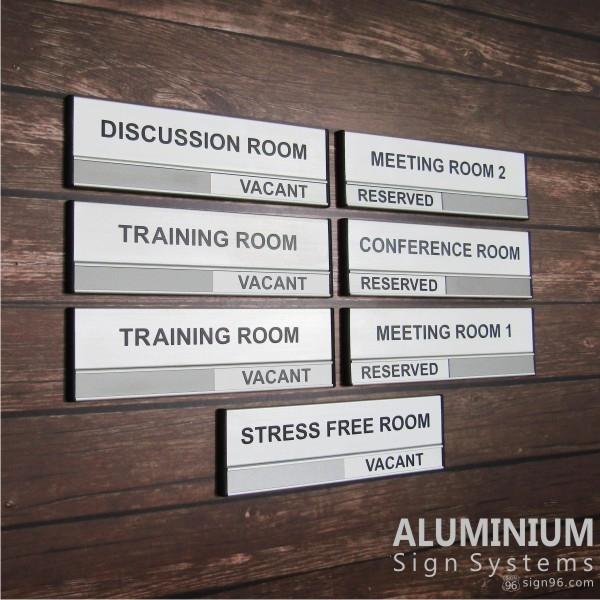 DOR-823 Stress Free Conference Room Sign