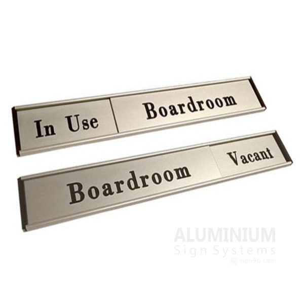 DOR-802 Boardroom In Use and Vacant