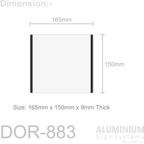 DOR-883 Door Sign