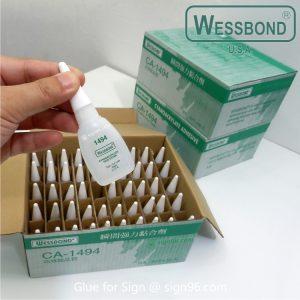 Wessbond Super Glue) Wessbond CA-1494