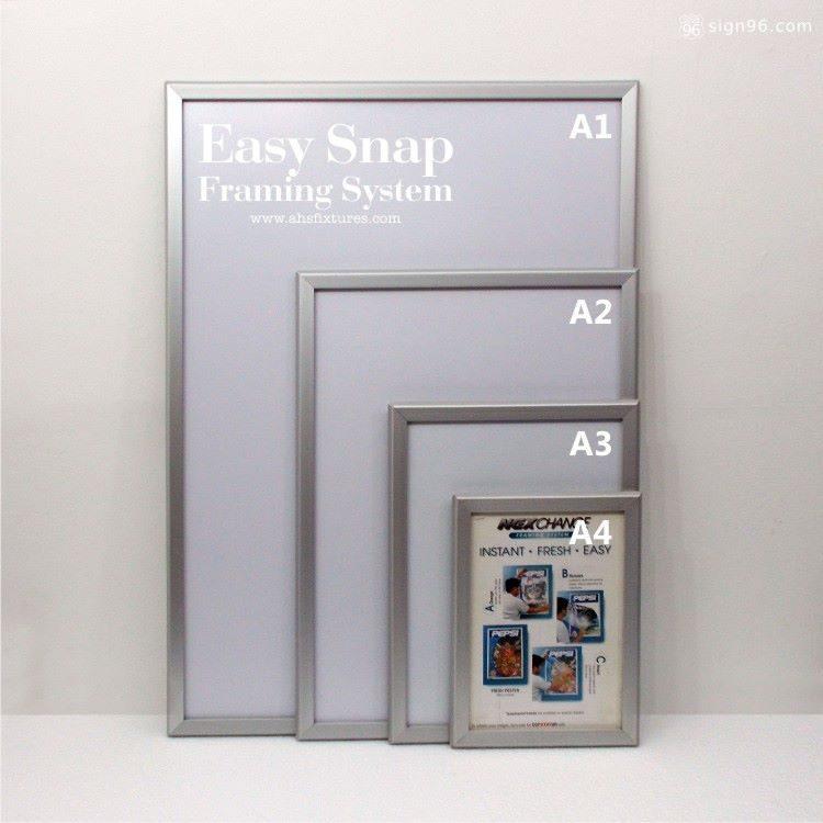 Nexchange Aluminium Snap Frame 003