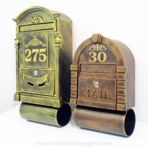 MLB-001 Antique Gold Finishing