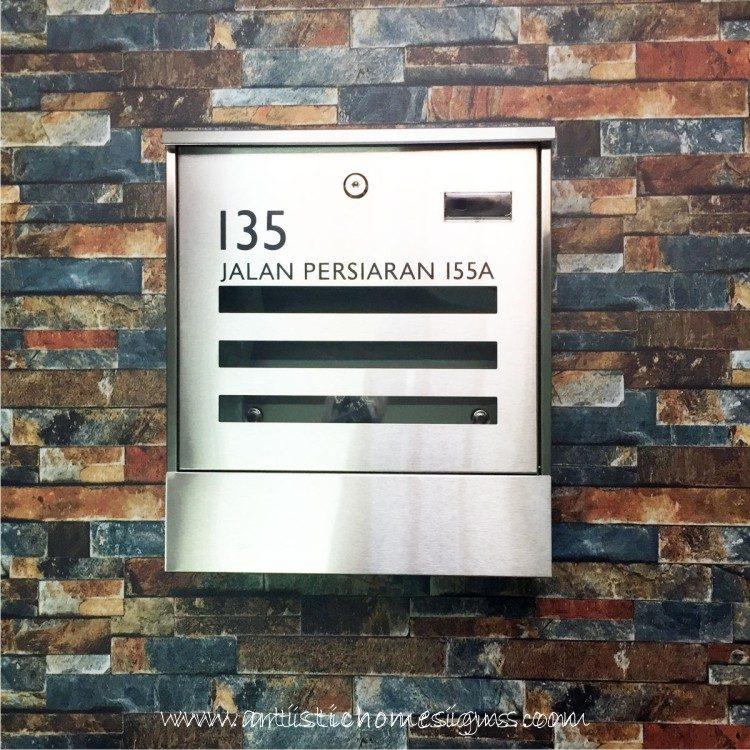 MLB-302 SS Mailbox