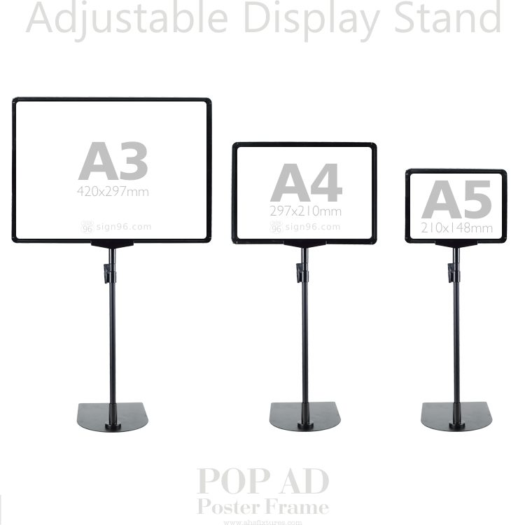 A4 POP Display Stand