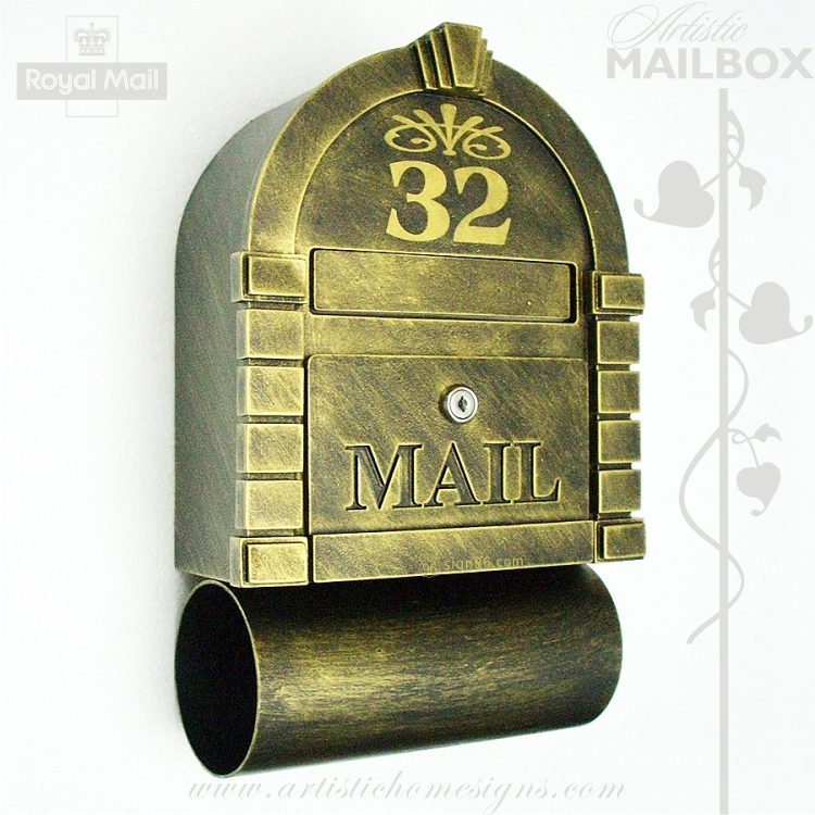 MLB-102 Peninsula Mailbox Made In Malaysia