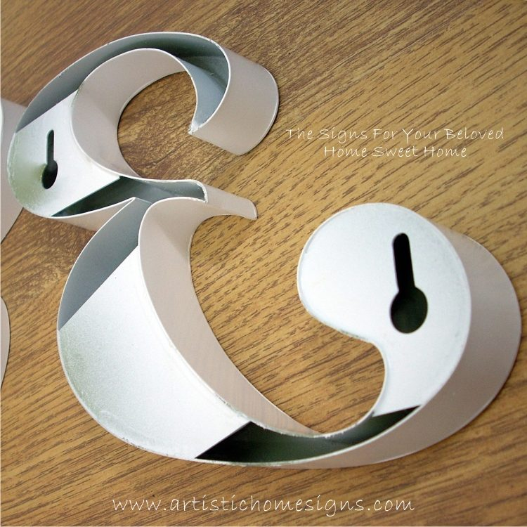 Snow White Weather Resistant Modern House Numbers 33 02