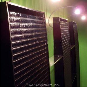 WFA-150 Three Panel Display Shelves Floor Fountain