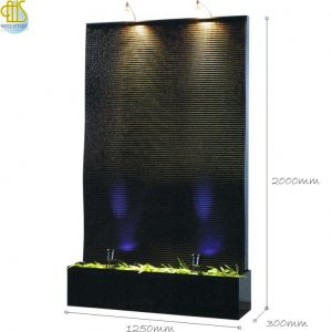 WFA-125A contemporary Indoor Floor Fountain