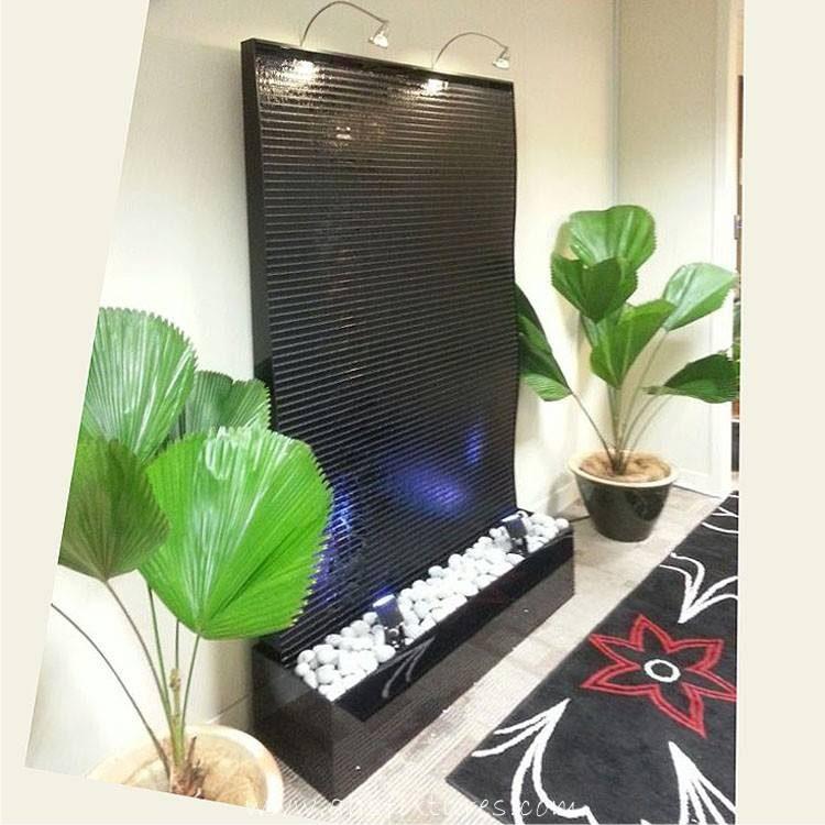 WFA-125A contemporary Indoor Floor Fountain