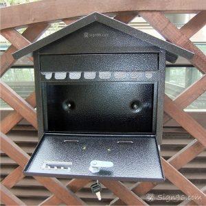 MLB-501 Cottage Letter Box Mailbox 04