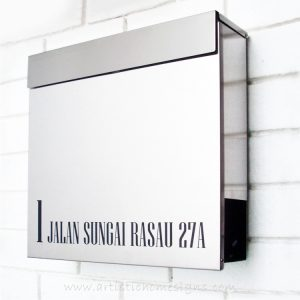 Stainless-Steel-Modern-Contemporary-New-Jensen-Letterbox-Mailbox-Best-For-Magazine-Newspaper-MLB-309