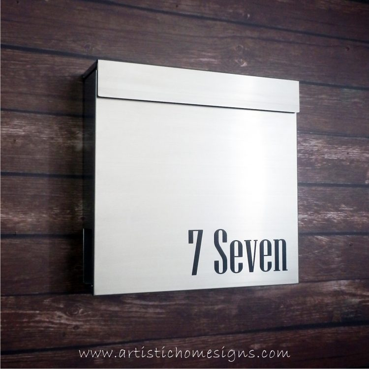 Stainless-Steel-Modern-Contemporary-New-Jensen-Letterbox-Mailbox-Best-For-Magazine-Newspaper-MLB-309