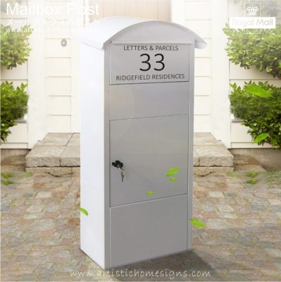 Lovica Parcel Pal Drop Box Post Mailbox Letterbox MLB-633 Malaysia Home Decor