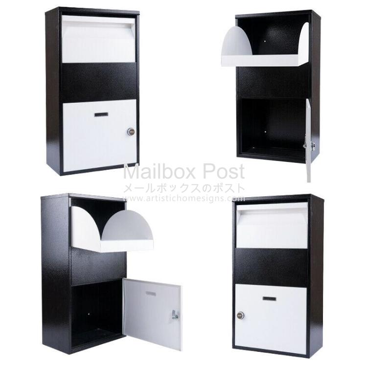 Parcel Pal Family Express Box Drop Mailbox Letterbox Malaysia Home Decor MLB-635